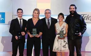 Sandra Sánchez y Lydia Valentín, reconocidas como las deportistas más destacadas de 2018
