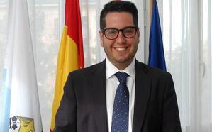 Javier García optará a la reeleción como alcalde de Arnedo