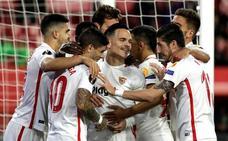 El Sevilla ejerce de pentacampeón