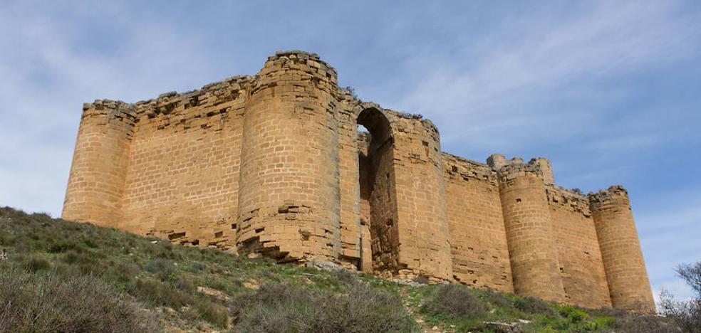 San Asensio: dos pueblos y un castillo