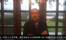 Lotina entrenará al Cerezo Osaka japonés la próxima temporada