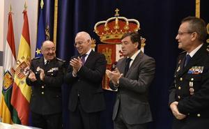 El nuevo Jefe de la Policía en La Rioja apuesta por «no anclarse en el pasado para afrontar el terrorismo»