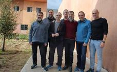 Jordi Turull, trasladado a la enfermería después de trece días en huelga de hambre