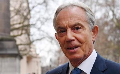 Tony Blair llama a convocar un segundo referéndum sobre el 'brexit'