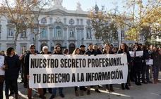 EL PERIODISMO SE PLANTA POR EL «INSÓLITO» ATAQUE A LA LIBERTAD