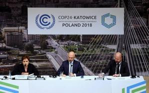 La COP24 se acerca a un acuerdo para luchar contra el cambio climático