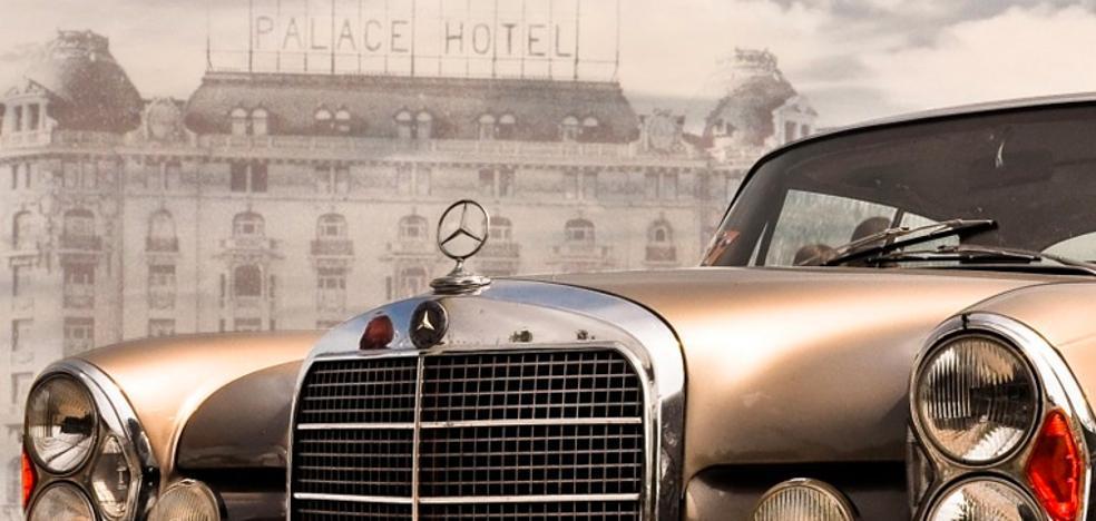El cocinero que iba al Palace en Mercedes