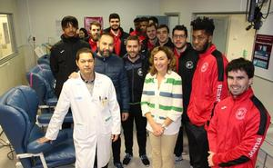 Dona sangre en Navidad: deporte y solidaridad, unidos