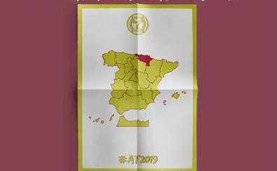 Taburete borra La Rioja del mapa de España