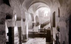 La Retina: insólito interior del monasterio de Suso