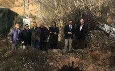 Arnedo, Quel y Autol modernizarán 3,3 kilómetros de la acequia de Mabad