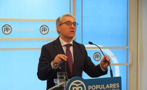 El PP pide a C's que deje su «obstinación» y negocie los presupuestos