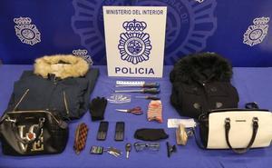 Cuatro detenidos por robar en viviendas de Logroño