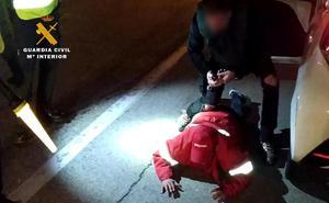 Detienen a dos trabajadores del Telepizza de Arnedo por robar la caja fuerte