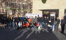 Logroño lanza una campaña de concienciación sobre las mascotas: «No es un regalo, es un compromiso»