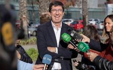 El PP y Ciudadanos ultiman su acuerdo programático en Andalucía
