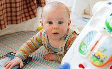 Los mejores juguetes para tu bebé según Cruz Roja
