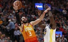 Rubio dirige el ataque ganador de los Jazz; Abrines ayuda al triunfo de los Thunder