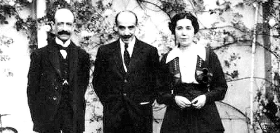 La simbiosis entre María Lejárraga y Falla