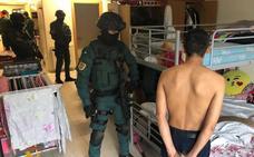 Cae una red «a gran escala» entre La Rioja y el País Vasco: 9 detenidos, 16 kilos de droga intervenida