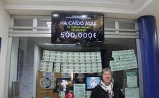 El tercero toca Haro y deja 50.000 euros en un solo décimo
