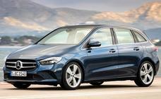 Clase B, el Mercedes más familiar