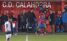 Dos goles del calidad en el Calahorra-Tudelano