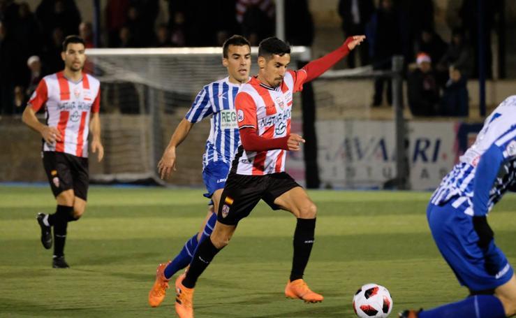 Empate sin goles en el Izarra-UDL