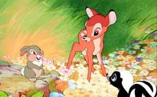 Un juez de EE UU condena a un cazador furtivo a ver 'Bambi' en la cárcel una vez al mes