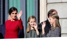 La Reina Letizia no aprueba para los riojanos, según una web