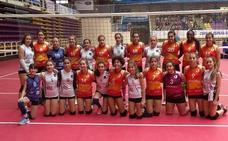 El D'Elhuyar se alza con la Copa de España cadete
