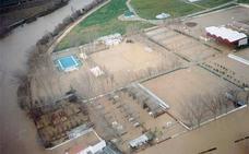La Retina: inundaciones en Logroño en 1990