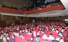 La Agrupación Musical actúa en el cine Doga