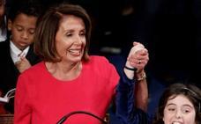 Nancy Pelosi, una líder feroz para enfrentarse a Trump