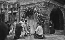 La Retina: imagen antigua de Ortigosa