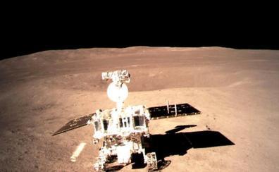 China ya corretea por la cara oculta de la Luna