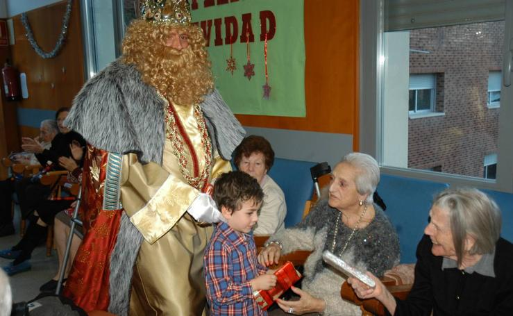 Cabalgata de Reyes de Cervera