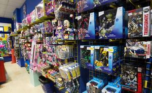 Consumo retiró el pasado año 121 juguetes de 15 tipos distintos por riesgo para los niños