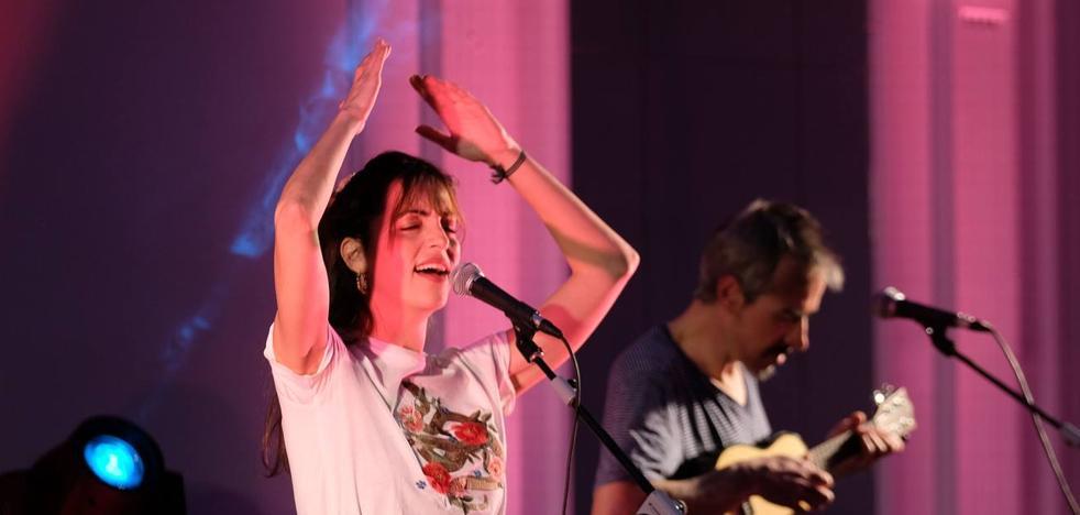 Sandra Bernardo cierra el festival Actual
