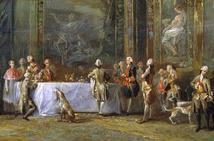 Epifanía, el día en que el rey comía acompañado
