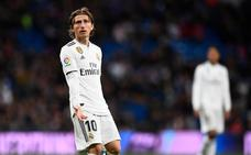 Modric: «Nuestro problema no es el árbitro o el VAR; hay muchas razones»