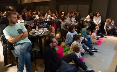 La Sala Negra suma a más de mil espectadores en su primera participación en el festival Actual