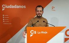 Baena: «Cs será fundamental para el cambio en La Rioja»