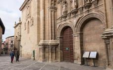 La catedral de Santo Domingo podría cerrarse temporalmente por obras