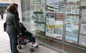 El precio medio de venta de la vivienda usada descendió el 6,3% el año pasado