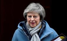 El Parlamento obliga al Gobierno a presentar un plan B del 'brexit' en tres días