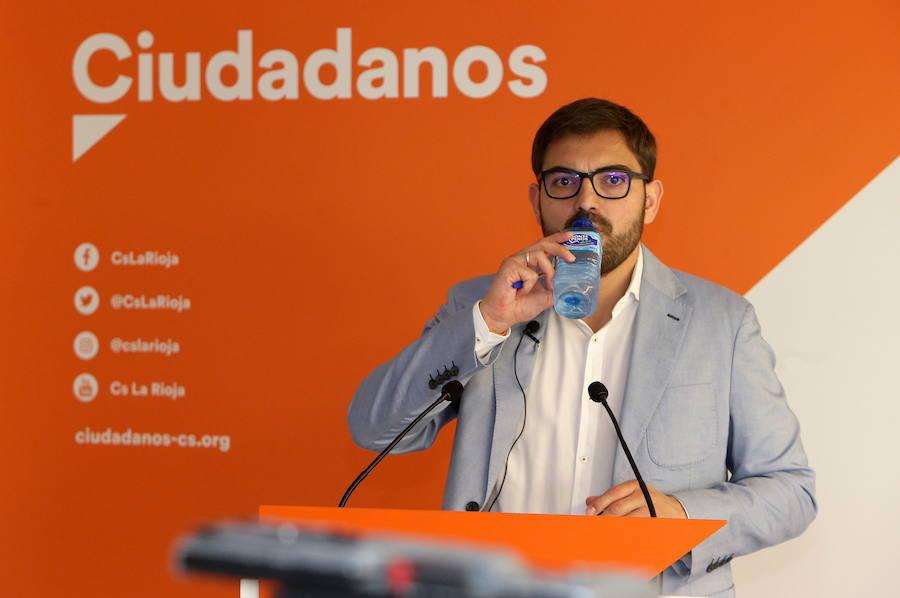 Ubis reclama un informe de cuentas para negociar las medidas económicas del Gobierno riojano