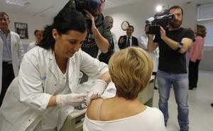 La llegada de la gripe se retrasa en La Rioja mientras repunta en las comunidades vecinas