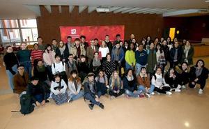 Alumnos de 12 países en en los cursos de español