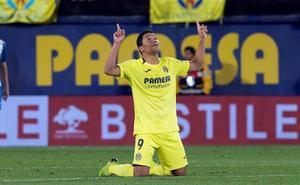 Cinco minutos de fe salvan al Villarreal